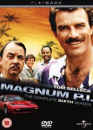 Rent Magnum P.I.: Series 6 Online DVD Rental