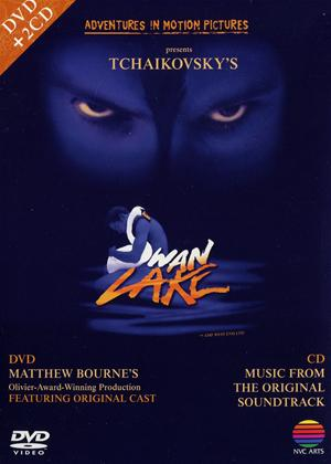 Rent Matthew Bourne: Swan Lake Online DVD Rental