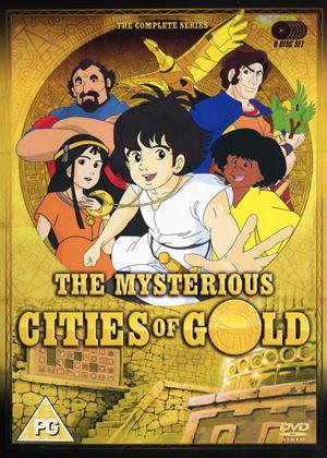 Rent The Mysterious Cities of Gold: Series 1 Online DVD Rental