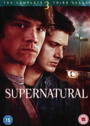 Rent Supernatural: Series 3 Online DVD Rental