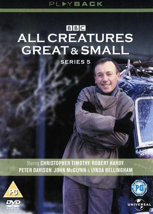 Rent All Creatures Great and Small: Series 5 Online DVD Rental