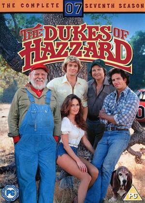 Rent Dukes of Hazzard: Series 7 Online DVD Rental
