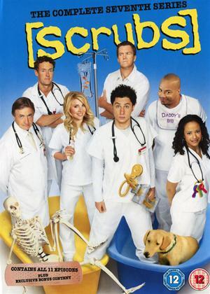 Rent Scrubs: Series 7 Online DVD Rental