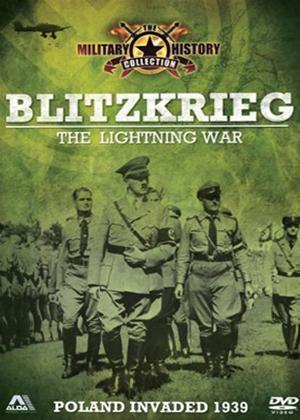 Rent Blitzkrieg: Poland Invaded: 1939 Online DVD Rental