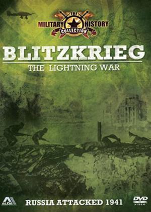 Rent Blitzkrieg: Russia Attacked: 1941 Online DVD Rental