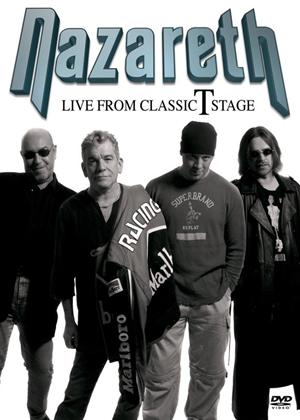 Rent Nazareth: Live from the Classic T Stage Online DVD Rental