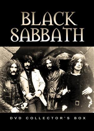 Rent Black Sabbath: Collector's Box Online DVD Rental