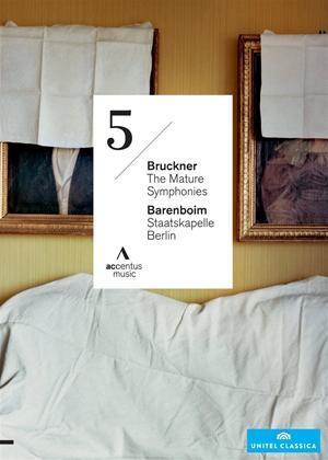 Rent Bruckner: Symphony No. 5 in B Flat Major (Barenboim) Online DVD Rental