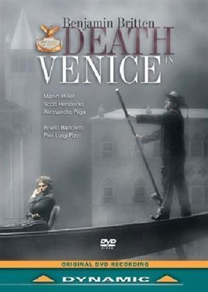 Rent Death in Venice: Teatro La Fenice (Bartoletti) Online DVD Rental