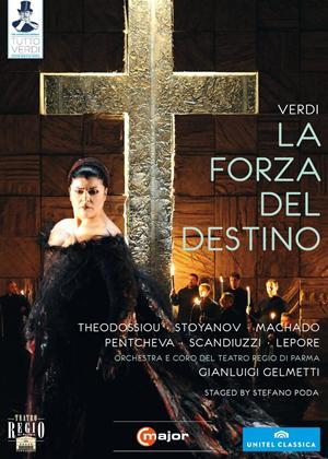Rent La Forza Del Destino: Teatro Regio (Gelmetti) Online DVD Rental