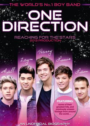 Rent One Direction: Reach for the Stars Online DVD Rental