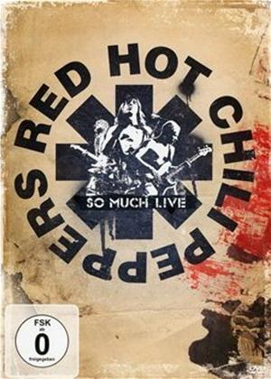 Rent Red Hot Chili Peppers: So Much Live Online DVD Rental