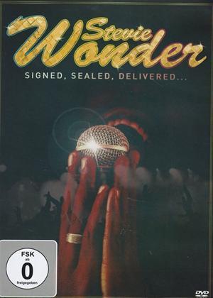 Rent Stevie Wonder: Signed, Sealed, Delivered Online DVD Rental