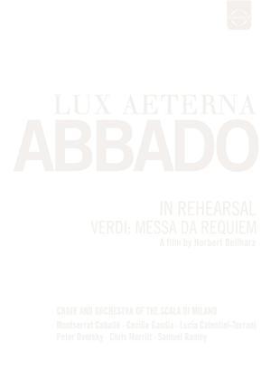 Rent Claudio Abbado: In Rehearsal Online DVD Rental