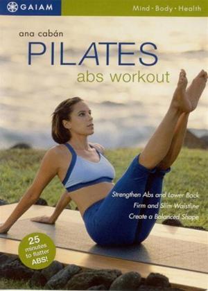 Rent Pilates Abs Workout Online DVD Rental