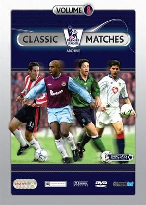 Rent Premier League Classic Matches: Vol.8 Online DVD Rental
