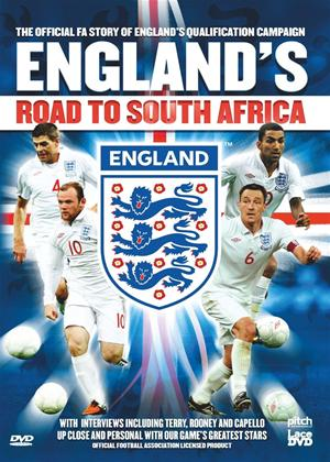 Rent England's Road to South Africa Online DVD Rental