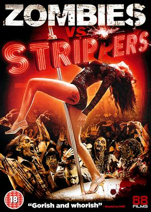 Rent Zombies Vs Strippers Online DVD Rental