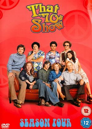 Rent That '70s Show: Series 4 Online DVD Rental