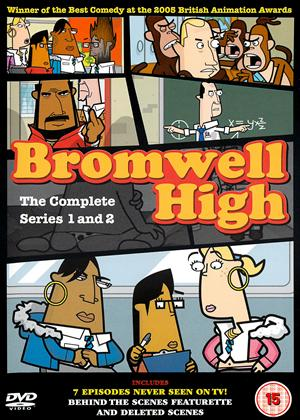 Rent Bromwell High: Series 1 and 2 Online DVD Rental