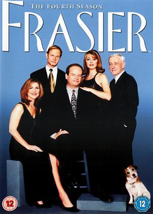 Rent Frasier: Series 4 Online DVD Rental