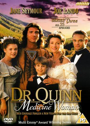 Rent Doctor Quinn, Medicine Woman: Series 3 Online DVD Rental