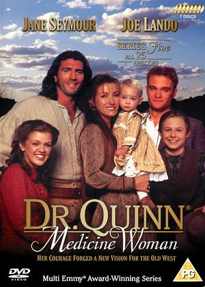 Rent Doctor Quinn, Medicine Woman: Series 5 Online DVD Rental