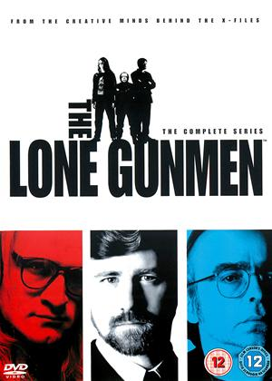 Rent The Lone Gunmen: Series Online DVD Rental