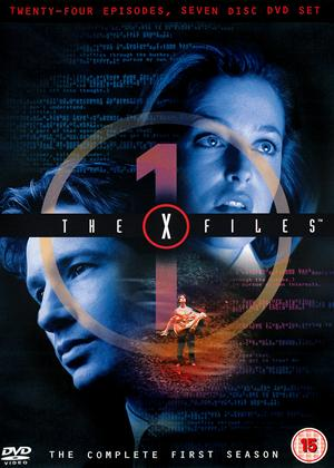 Rent The X-Files: Series 1 Online DVD & Blu-ray Rental
