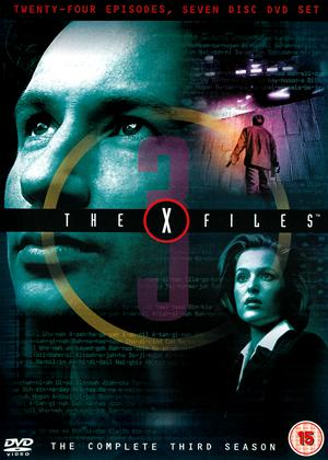 Rent The X-Files: Series 3 Online DVD Rental
