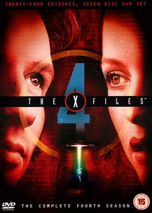Rent The X-Files: Series 4 Online DVD Rental