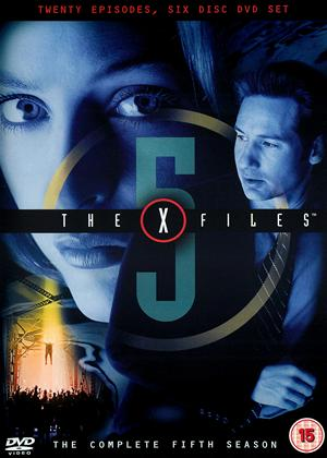 Rent The X-Files: Series 5 Online DVD & Blu-ray Rental
