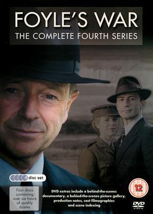 Rent Foyle's War: Series 4 Online DVD Rental