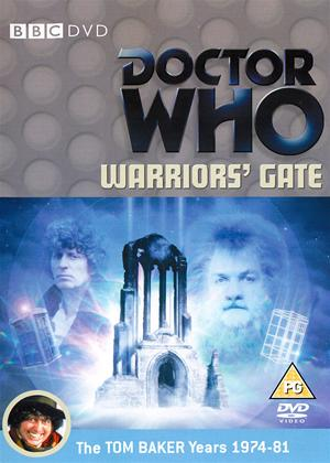 Rent Doctor Who E-Space Trilogy: Warrior's Gate Online DVD Rental