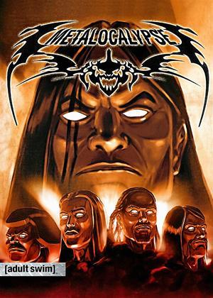 Rent Metalocalypse Online DVD & Blu-ray Rental
