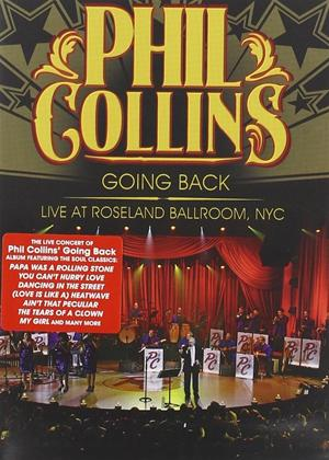 Rent Phil Collins: Going Back: Live at the NY Online DVD Rental