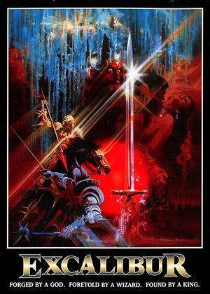 Excalibur Online DVD Rental