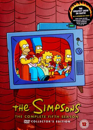 Rent The Simpsons: Series 5 Online DVD Rental
