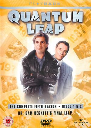 Rent Quantum Leap: Series 5 Online DVD Rental