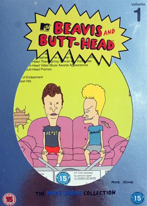 Rent Beavis and Butt-head: The Mike Judge Collection: Vol.1 Online DVD Rental
