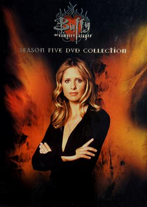 Rent Buffy the Vampire Slayer: Series 5 Online DVD Rental