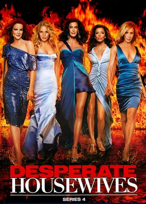 Rent Desperate Housewives: Series 4 Online DVD Rental