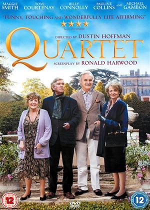 Quartet Online DVD Rental