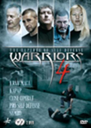 Rent Warriors 4 Online DVD Rental