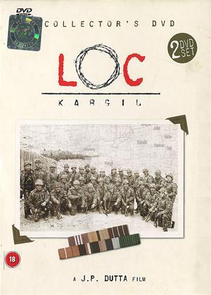 Rent Line of Control: Kargil (aka LOC: Kargil) Online DVD Rental