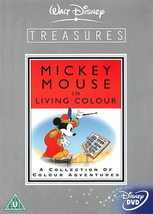 Rent Walt Disney Treasures: Mickey Mouse in Living Colour Online DVD Rental