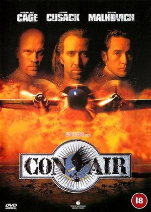 Con Air Online DVD Rental