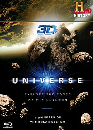 Rent The Universe: 7 Wonders of the Solar System Online DVD Rental