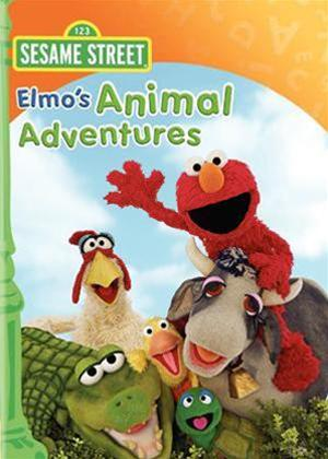 Rent Sesame Street: Elmo's Animal Adventures Online DVD Rental