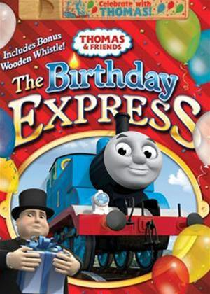 Rent Thomas and Friends: Birthday Express Online DVD Rental